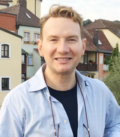 Dr. Mark Rhody