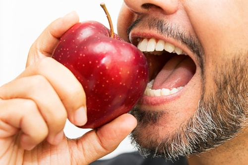 Five Foods that Strengthen Teeth