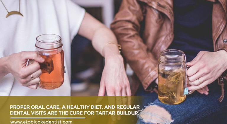 Lifestyle Tips for Preventing Tartar Buildup