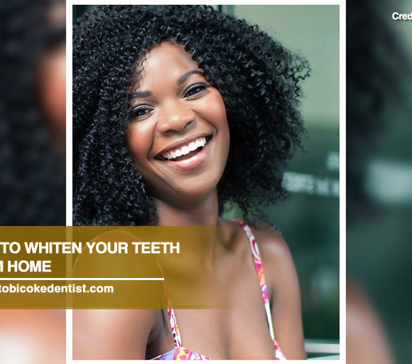 5 Simple Ways to Whiten Your Teeth at Home
