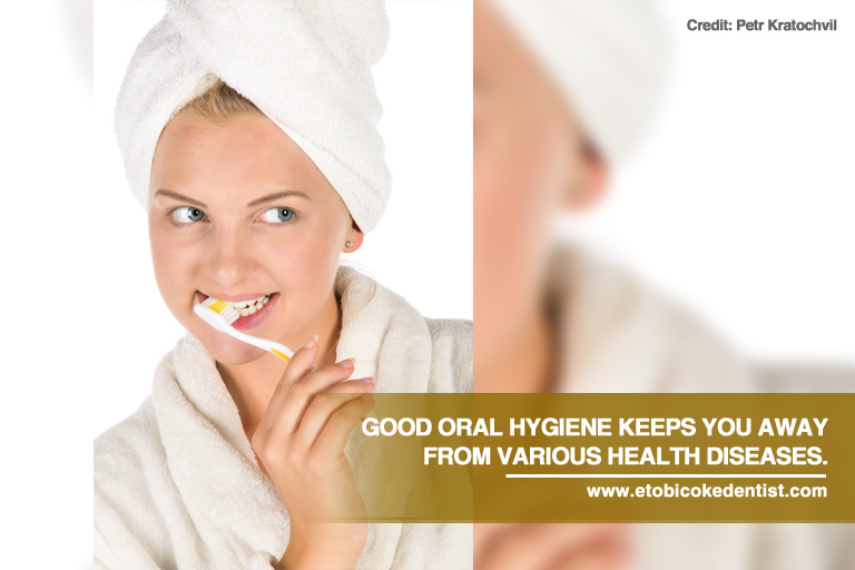 Connection Between Your Oral Health