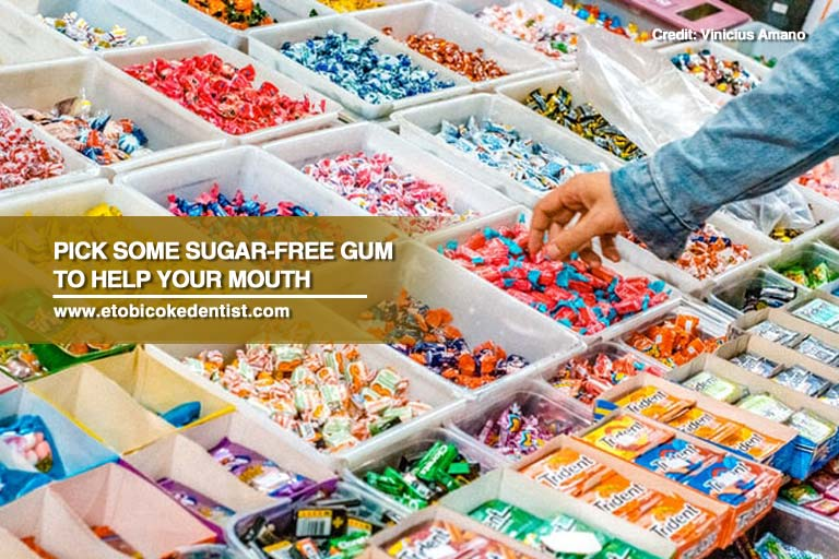 sugar free gum