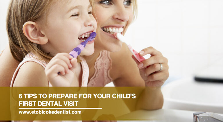 6 Tips to Prepare for Your Child's First Dental Visit