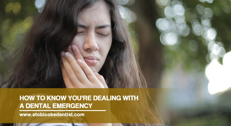 How Do I Know If I'm Dealing With a Dental Emergency?